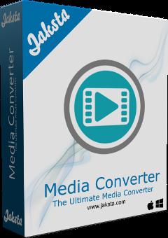 Jaksta Converter for Mac Boxshot