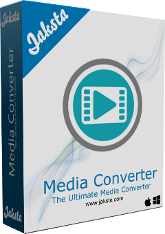 Jaksta Converter for Windows Boxshot